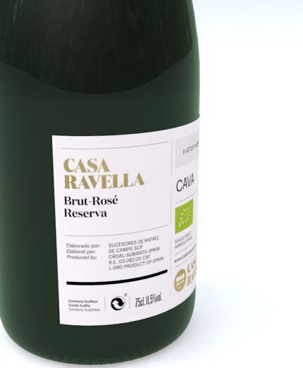 Casa Ravella Cava Rosé